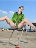 [AISS爱丝]丝袜美腿外拍 4109 赵小米