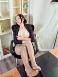 [AISS爱丝]丝袜美腿外拍 No.TR010 严佳丽 爱穿裤袜的上司