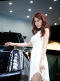 2015韩国国际车展超级车模李圣花