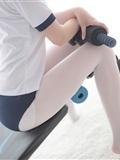 [森萝财团]萝莉丝足写真 R15-013 白丝运动少女