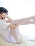 [森萝财团]萝莉丝足写真 R15-006 水嫩嫩的白丝美足(12)