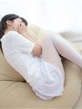 [森萝财团]萝莉丝足写真 R15-006 水嫩嫩的白丝美足(13)