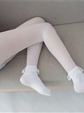 森罗财团 定制 VOL.002-3 Aika 白丝套蕾丝花边短袜
