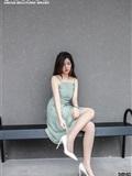 丝慕写_真 SM239 文欣 《时尚街拍》