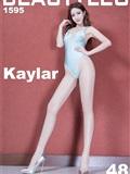 [Beautyleg]2018.04.20 No.1595 Kaylar