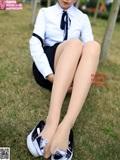 122妹肉丝帆布鞋68p 纳丝摄影