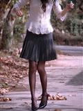 短裙丝袜美女 波斯猫儿合集33