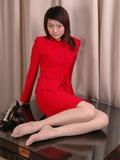 [中高艺]P051(Cherry) 高清模特 国产丝袜美女诱惑